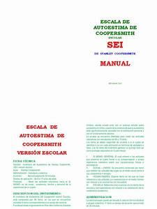 2  Manual Test De Autoestima Escolar Adolescentes
