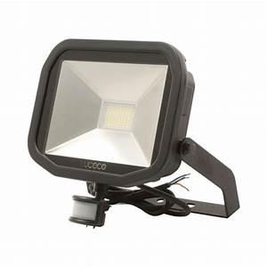 Projecteur à Détection : projecteur d tection ext rieur ultra plat ip65 ~ Edinachiropracticcenter.com Idées de Décoration