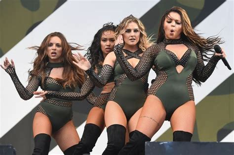 spice girls sexy find out why little mix are too sexy for spice girl mel c