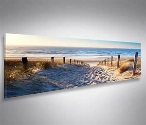 Mein Foto Xxl : bild bilder auf leinwand weg zum meer d nen real ~ Orissabook.com Haus und Dekorationen