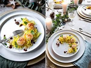 Weihnachtsmenü Zum Vorbereiten : kammmuscheln mit safran spitzkohlsalat foodlovin 39 ~ Eleganceandgraceweddings.com Haus und Dekorationen