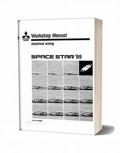 Mitsubishi Space Star 1999 Electrical Wiring