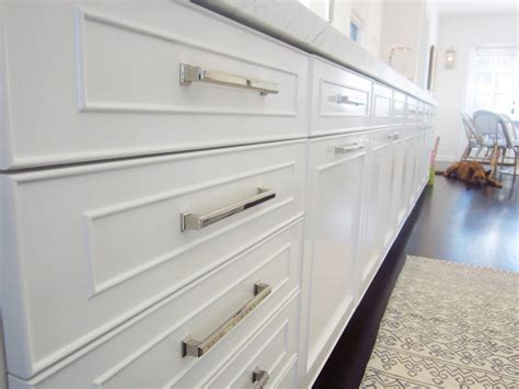 white cabinet handles and knobs exclusive a chic galley kitchen galley kitchens