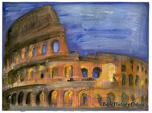 Gallery Colosseum Painting