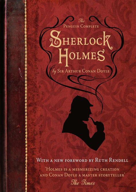 doyle conan arthur sir sherlock holmes scarlet study books series complete novels stories adventures hound baskervilles return penguin collection story