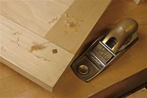 Reinforce Mortise-and-Tenon Joinery with Square Pegs