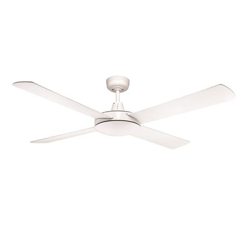 genesis 52 inch ceiling fan white feature lights