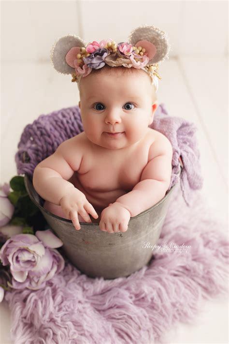 annalee  months  milwaukee wi baby photographer