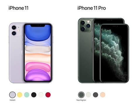 unterschiede gruende fuer das iphone und iphone pro