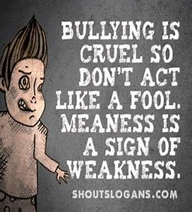 81 Best Anti Bullying Slogans, Posters and Quotes for Kids