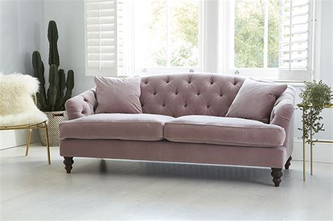 Buy Sofas Uk why you should probably buy a velvet sofa in 2017 swoon