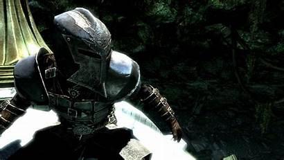 Armor Dawnguard Deviantart Skyrim Wallpapers Dlc Hipwallpaper