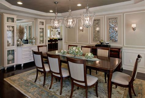 Two Tone Dining Room Ideas (pictures)