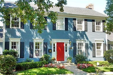 images  landscaping simple colonial style  pinterest house plans faux stone