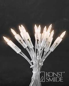 Led Lichterkette 10er : schwibbogen deko und mehr transparente lichterkette led 10er warmwei mit stecker ~ Yasmunasinghe.com Haus und Dekorationen