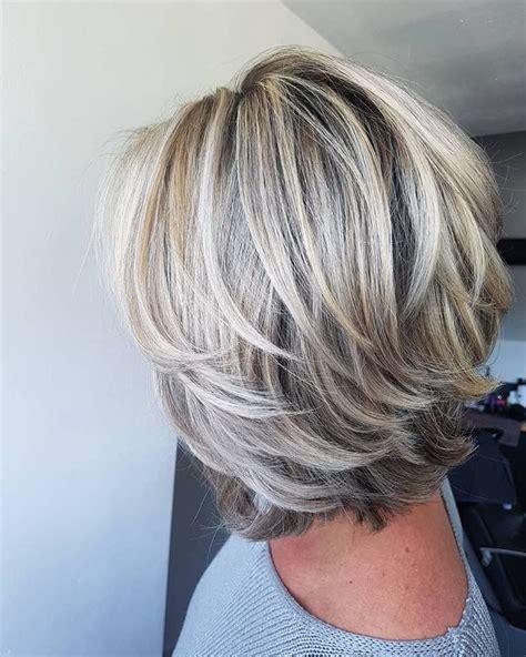 pin  wendy munella  hair cabelos grisalhos cortes
