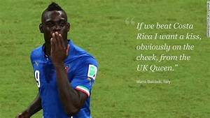 "Where has ""... World Cup Soccer Quotes"