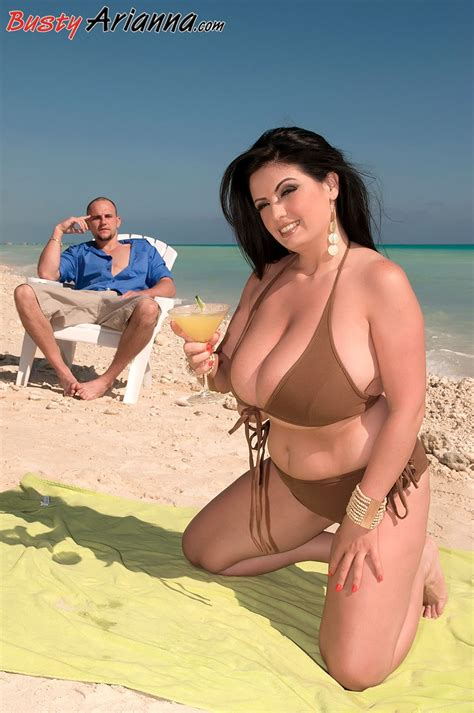 Busty Arianna Sex On The Beach Arianna Sinn 53 Photos