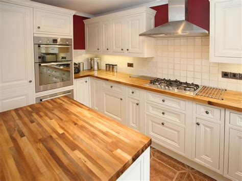 white cabinets with wood countertops what homeowners need to notice about the right choice of