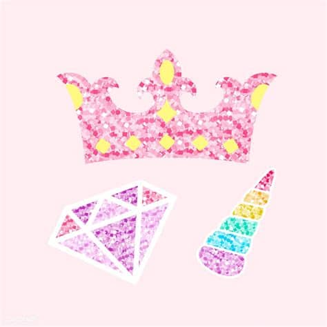 Photos illustrations vectors videos music. Cute unicorn photo booth party props vector   free image ...