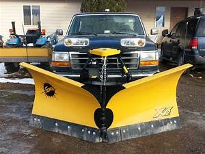 Fisher Or Hiniker V Plows