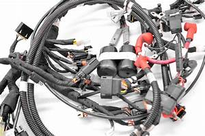 17 Polaris Switchback 600 Assault Wire Harness Electrical