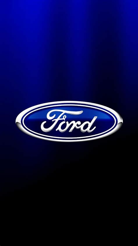 ford logo galaxy note  wallpapers