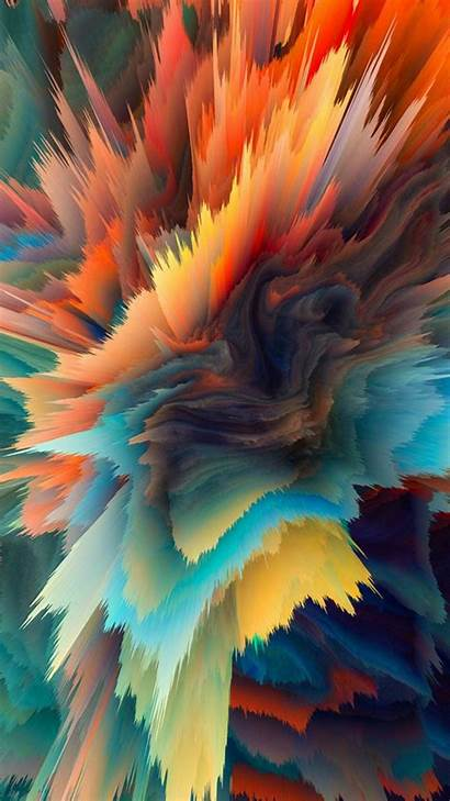 Abstract Desktop Colorful Iphone Painting Texture Ahmed