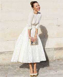 White Dress Winter Outfit