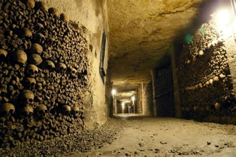 Teenagers Rescued After 3 Day Ordeal In Paris Catacombs