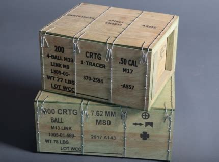 Milan Box Corporation - Army Technology