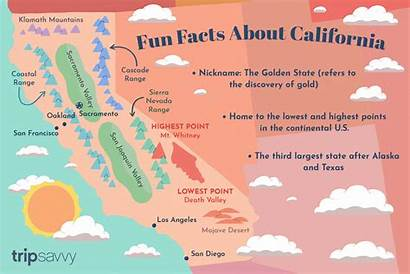 California Facts Fun Figures State Things Tripsavvy