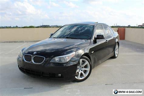 2004 Bmw 545i For Sale by 2004 Bmw 5 Series 525i 528i 530i 535i 540i 545i 550i No