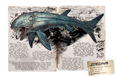 The largest fish to ever swim the oceans has been unearthed in peterborough see more of the leedsichthys project on facebook. Leedsichthys - Official ARK: Survival Evolved Wiki
