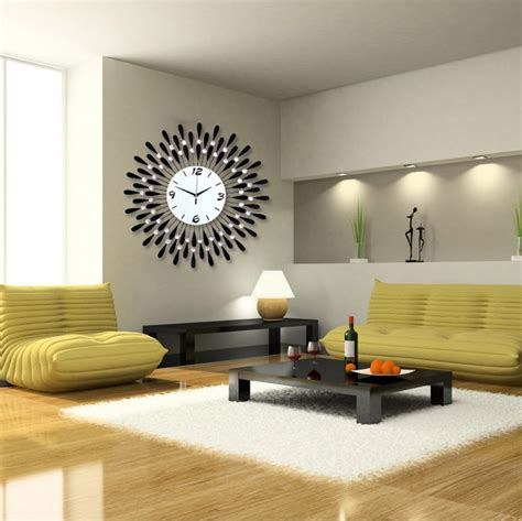 Why You Should Invest In Decorative Wall Clocks For Living