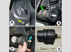 BMW E36 3Series Headlamp Switch Replacement 1992 1999