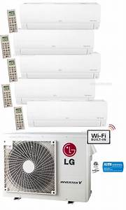 Manual And Guide For Lg Five Zone Split Ac  U0026 Heat 42000