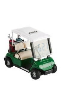 Golf Cart Alarm Clock
