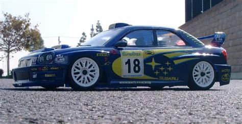 Sti Rc Car by Subaru Wrx Nitro Rc Car Reaches Speeds To 90 Mph Rc Cars