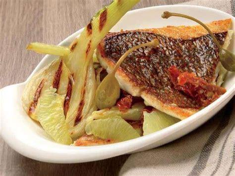 cuisine au grill recettes de daurade et plancha