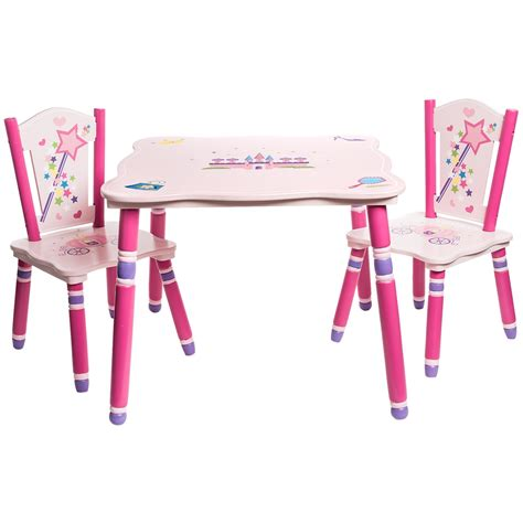 princess table and chair set teamson princess table and chairs set save 43