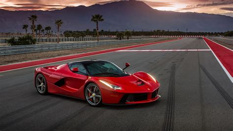 Ferrari Laferrari 2017 4k Wallpapers