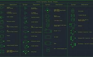Electrical General Symbols