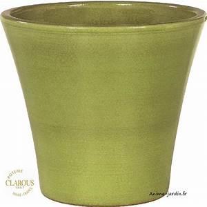 Pot En Terre Cuite émaillée : pot maill en terre cuite bac fleurs blagnac 48cm ~ Dailycaller-alerts.com Idées de Décoration
