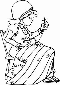 American Revolution Coloring Book Pages Sketch Coloring Page