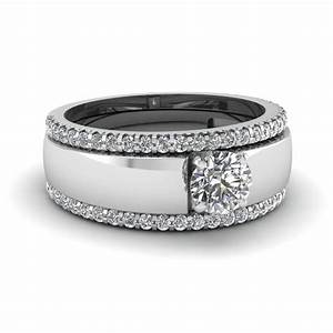 Wedding rings engagement rings gold oval engagement for Diamond wedding ring for him