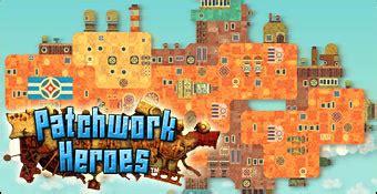 test de patchwork heroes sur psp par jeuxvideocom