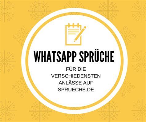 whatsapp status sprueche liste aller whats app sprueche