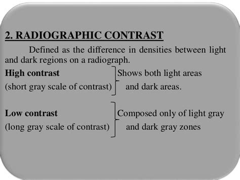 Definition Of Grey by Ideal Radiography