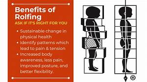 Imagine Life if You Could Move Better — How Rolfing in Michigan Helps Rolfing